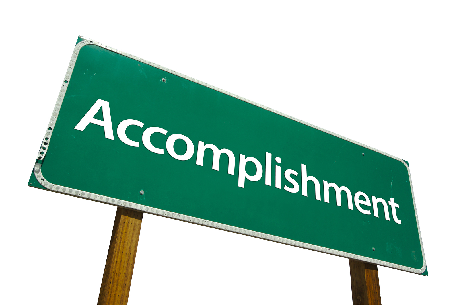 Emphasize Your Accomplishments (Part 1)